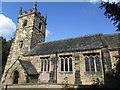 SE3620 : St Peter's church Kirkthorpe: south side of the nave by Stephen Craven