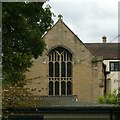 SK7053 : West end of the Great Hall, Archbishop's Palace, Southwell by Alan Murray-Rust