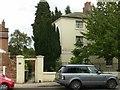 SK6953 : Baptist Manse, Nottingham Road, Southwell by Alan Murray-Rust
