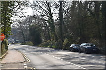 TQ5839 : A26, London Rd by N Chadwick