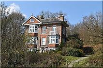 TQ5838 : Highbury, Tunbridge Wells Common by N Chadwick