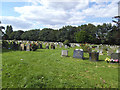 SE3419 : Wakefield City Cemetery extension by Stephen Craven