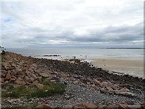 NK0066 : Sea defences and beach, Fraserburgh by JThomas