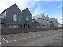 NJ9967 : New housing on Quarry Road, Fraserburgh by JThomas