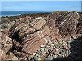 SH4888 : Cleaved sandstones by Jonathan Wilkins