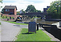 SP3097 : Atherstone Top Lock, Coventry Canal by Stephen McKay