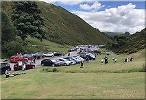 SO4494 : Carding Mill Valley car park by Chris Thomas-Atkin