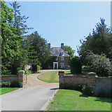 TL3852 : Harlton: Manor Farm by John Sutton