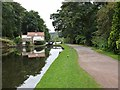 SO8584 : Hyde Lock Scene by Gordon Griffiths