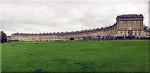 ST7465 : Royal Crescent, Bath by Julian P Guffogg