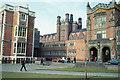 NZ2465 : Newcastle University by P Gaskell