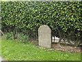 SE2029 : Millennium stone, Westgate Hill, Tong by Stephen Craven