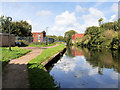 SD7028 : Blackburn Waterside, Leeds and Liverpool Canal by David Dixon