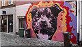 J3474 : Street Art, Belfast by Rossographer