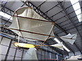SE6748 : Yorkshire Air Museum - Sir George Cayley's governable parachute by Chris Allen