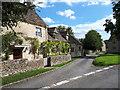 SP0908 : Village street, Winson by Vieve Forward