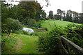 SD5597 : Walled Garden, Shaw End, Patton Bridge by Rich Tea