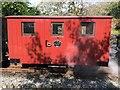 SH6541 : Ffestiniog Railway 4-wheel quarrymen's van by Richard Hoare