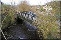 SK0181 : Former Cromford and High Peak Railway bridge by Chris Allen