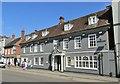 SU7139 : Alton - The Swan Hotel by Colin Smith