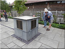 SK1814 : VJ Day at the National Memorial Arboretum (952) by Basher Eyre