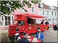 SU5832 : Alresford Watercress Festival - Refreshments by Colin Smith