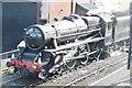 SU6332 : Ropley Station - Steam Locomotive by Colin Smith