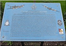 SK1814 : VJ Day at the National Memorial Arboretum (973) by Basher Eyre