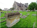 SO8936 : Bale tomb in Twyning churchyard by Philip Halling