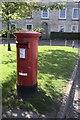 TF0733 : Pillar box in the market place by Bob Harvey