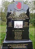 SK1814 : VJ Day at the National Memorial Arboretum (1034) by Basher Eyre