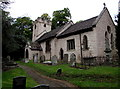 SO3614 : Grade II (Star) Listed church in Llanvapley, Monmouthshire by Jaggery
