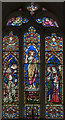ST7851 : East Window, All Saints' church, Lullington by Julian P Guffogg
