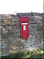 SP5750 : Priority postbox, Canons Ashby by Jonathan Thacker