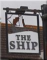 NZ3821 : The Ship public house, Redmarshall by Ian S