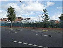 J3274 : Shankill Road area by Gerald England