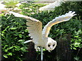 TQ0658 : Wisley - Owl in Flight by Colin Smith