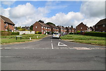 TQ5841 : Southfields Way by N Chadwick