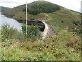 SN9187 : Llyn Clywedog Dam by Eirian Evans