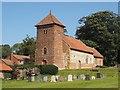 TA0015 : Church of St Andrew by Graham Hogg