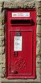 SE5489 : George VI postbox , Hawnby by JThomas