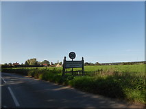 TL9936 : Constable, that's a Gainsborough: you are now entering... by Basher Eyre