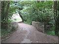 ST6601 : Kettle Bridge Lane, Cerne Abbas by Malc McDonald