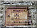 ST4071 : A hatch in the wall on Hill Road by Neil Owen