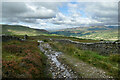 SD7085 : Green Lane above Dentdale by Andy Waddington