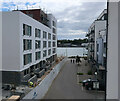 SX4753 : More flats at Millbay by Hugh Venables