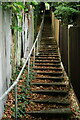 TQ3457 : The 39+ Steps by Peter Trimming