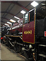 SD3584 : Lakeside and Haverthwaite Railway - steam locomotive by Chris Allen