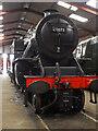 SD3584 : Lakeside and Haverthwaite Railway - steam locomotive by Chris Allen