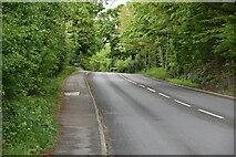 TQ5743 : Empty A26 by N Chadwick
